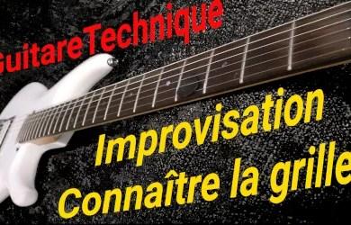 Improvisation : connaître la grille