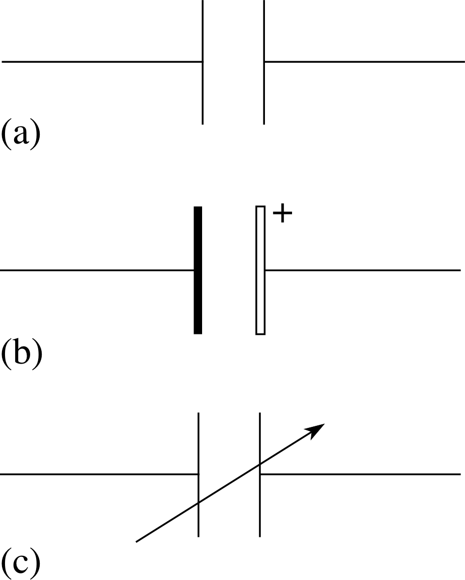 hight resolution of 2 capacitors