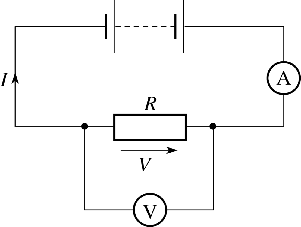 medium resolution of figure 1 a simple d c circuit showing the