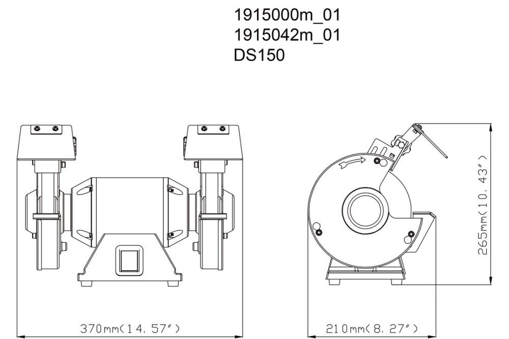 medium resolution of bench grinder switch wiring diagram