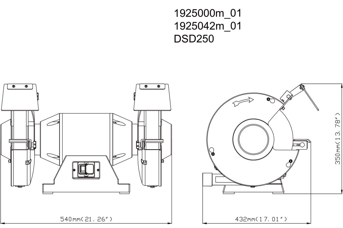 hight resolution of bench grinder switch wiring diagram