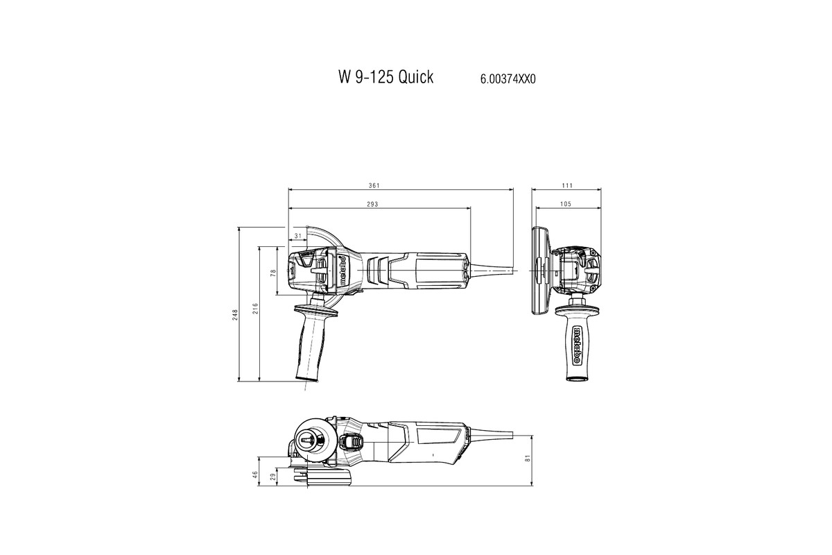 hight resolution of metabo wiring diagram