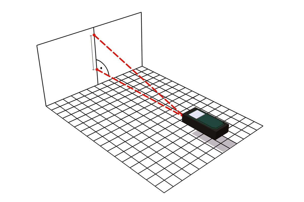 Ld 60 Laser Distance Meter