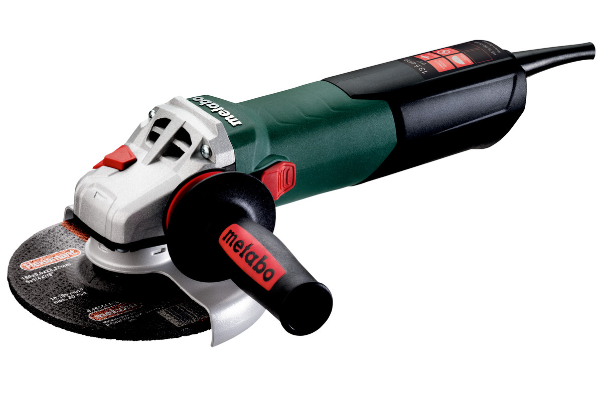 hight resolution of we 15 150 quick 600464420 6 angle grinder