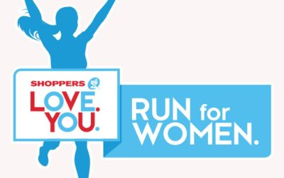 MCC fitness events are here!  Shopper's Run for Women highlights…