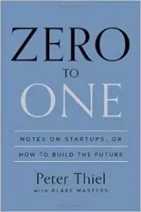 Zero to One Peter Thiel
