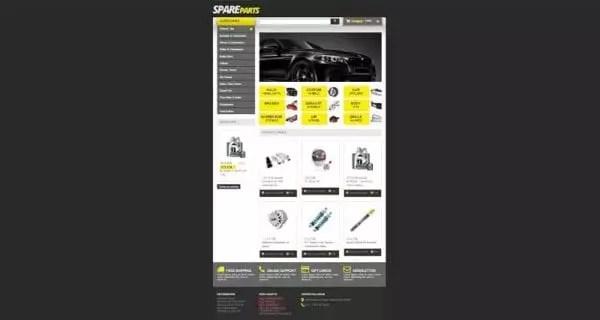 Conseils de création de site internet pour les vendeurs de pièces automobiles