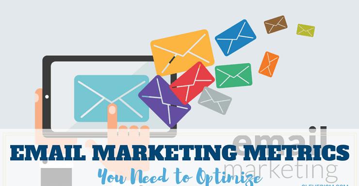 Les metriques d'email marketing que vous devriez suivre