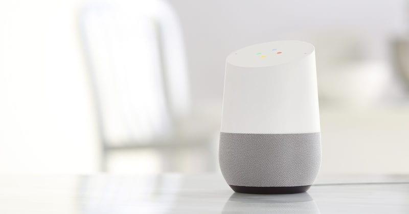 Google Home l'âge de l'assistance