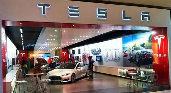 Magasin Tesla