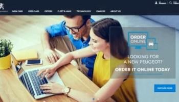 Peugeot vend des voitures en ligne : e-commerce et auto
