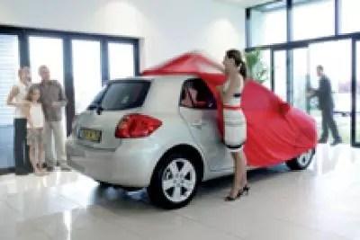 Ne mettez pas un ruban sur ma voiture si je ne le veux pas !