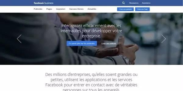 Geofencing Facebook Business
