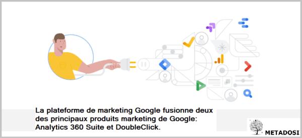 La Plateforme de Google est une plateforme d'analyse publicitaire.