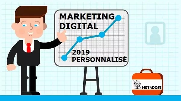 Marketing digital personnalisé 2019