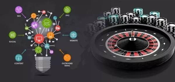 Marketing digital pour casino