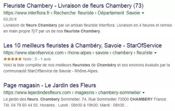 Comment référencer votre magasin de fleuriste à Chambery