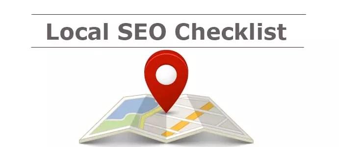 Checklist pour améliorer le référencement local : comment commencer le référencement local