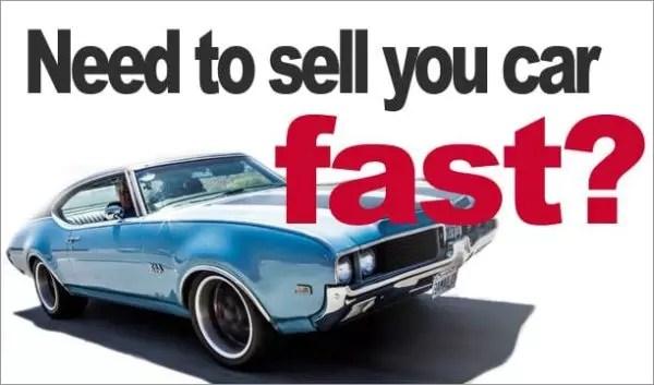 Comment puis-je vendre mes voitures en ligne ?