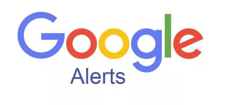Tutoriel Google Alerte