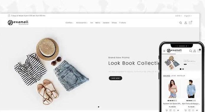 6 conseils de conception de site Web Shopify pour créer un site magnifique