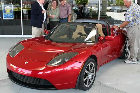 Tesla Motors honors Tesla.