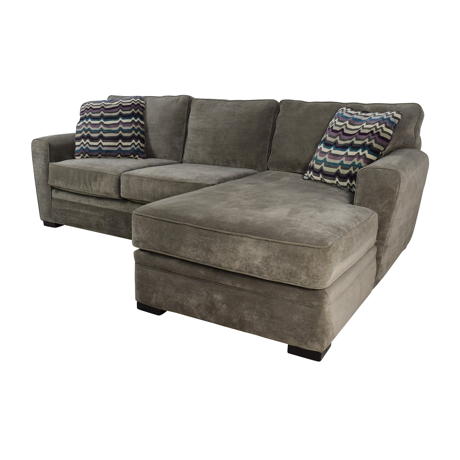 raymour and flanigan sectional sofas how big is a sofa table 20 collection of 52 off artemis ii throughout current