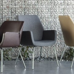 Office Side Chair How To Make A Cushion Gallery Of Executive Chairs View 8 20 Photos Coalesse Bindu Luxury Guest Steelcase With Newest