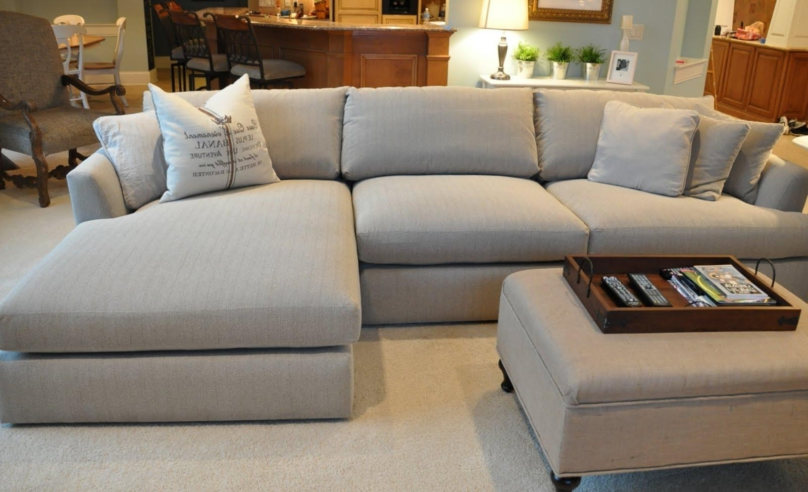 wide sofas sofa set designs 5 seater gallery of seat sectional view 3 20 photos current for sets pull out corner couch