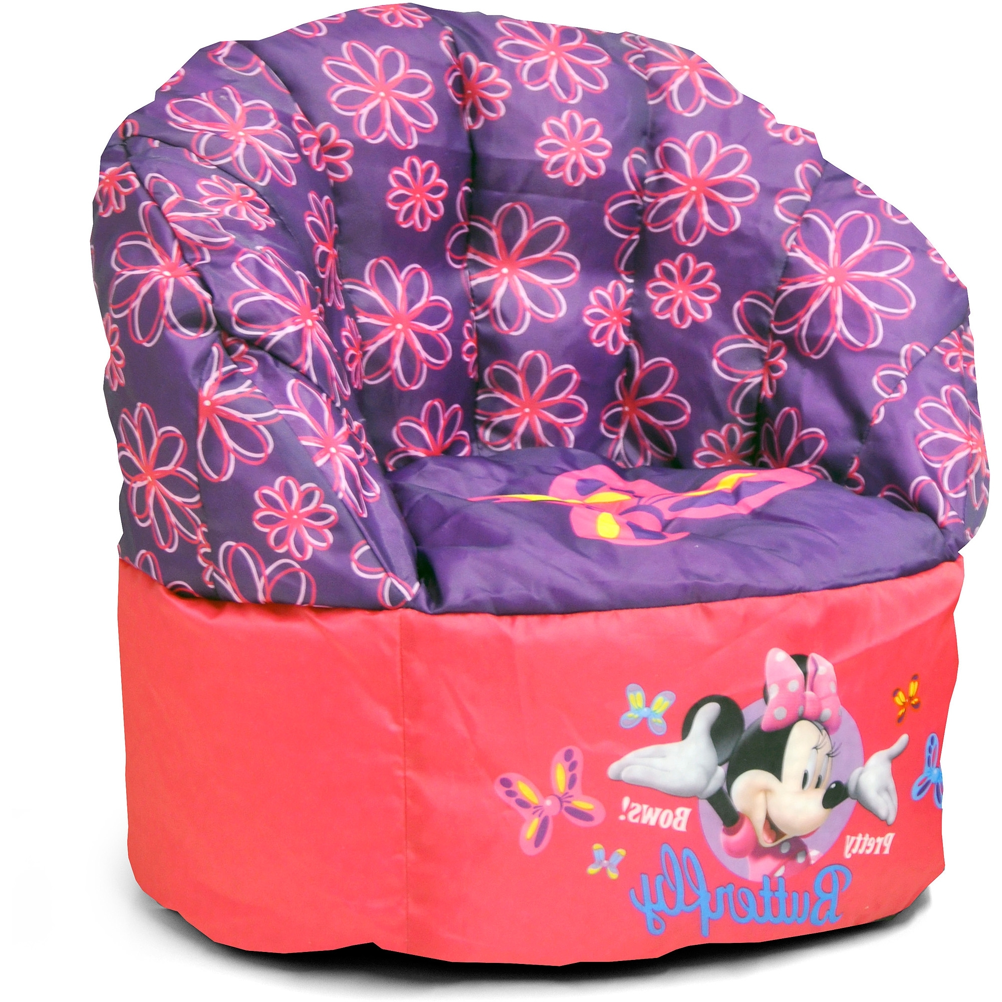 minnie mouse bean bag chair high toys r us showing photos of disney sofa chairs view 18 20 walmart intended for fashionable gallery