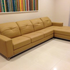 Good Leather Sofas In Bangalore Textured Linen Box Cushion Sofa Slipcover Showing Photos Of Sectional At View 2 20 Karlsson Custom Recliners Car Seat Covers Intended For Favorite