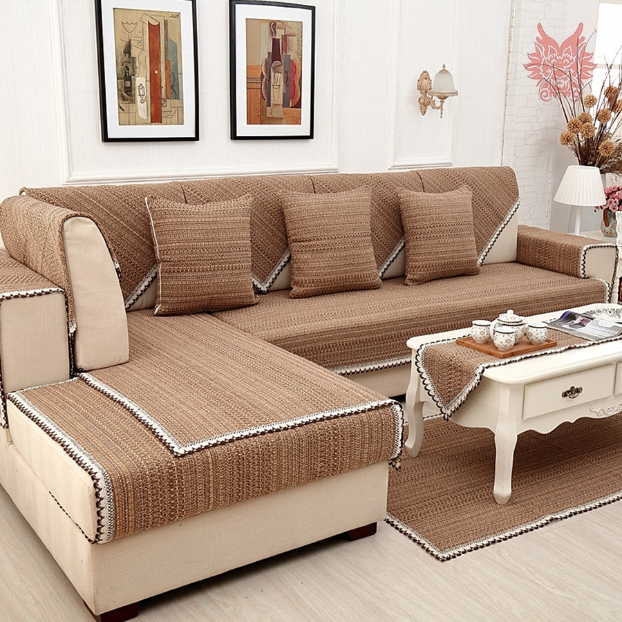 latest design sofa covers kingston photo gallery of sectional sofas from europe showing 5 20 photos for style brown solid cotton linen cover lace decor