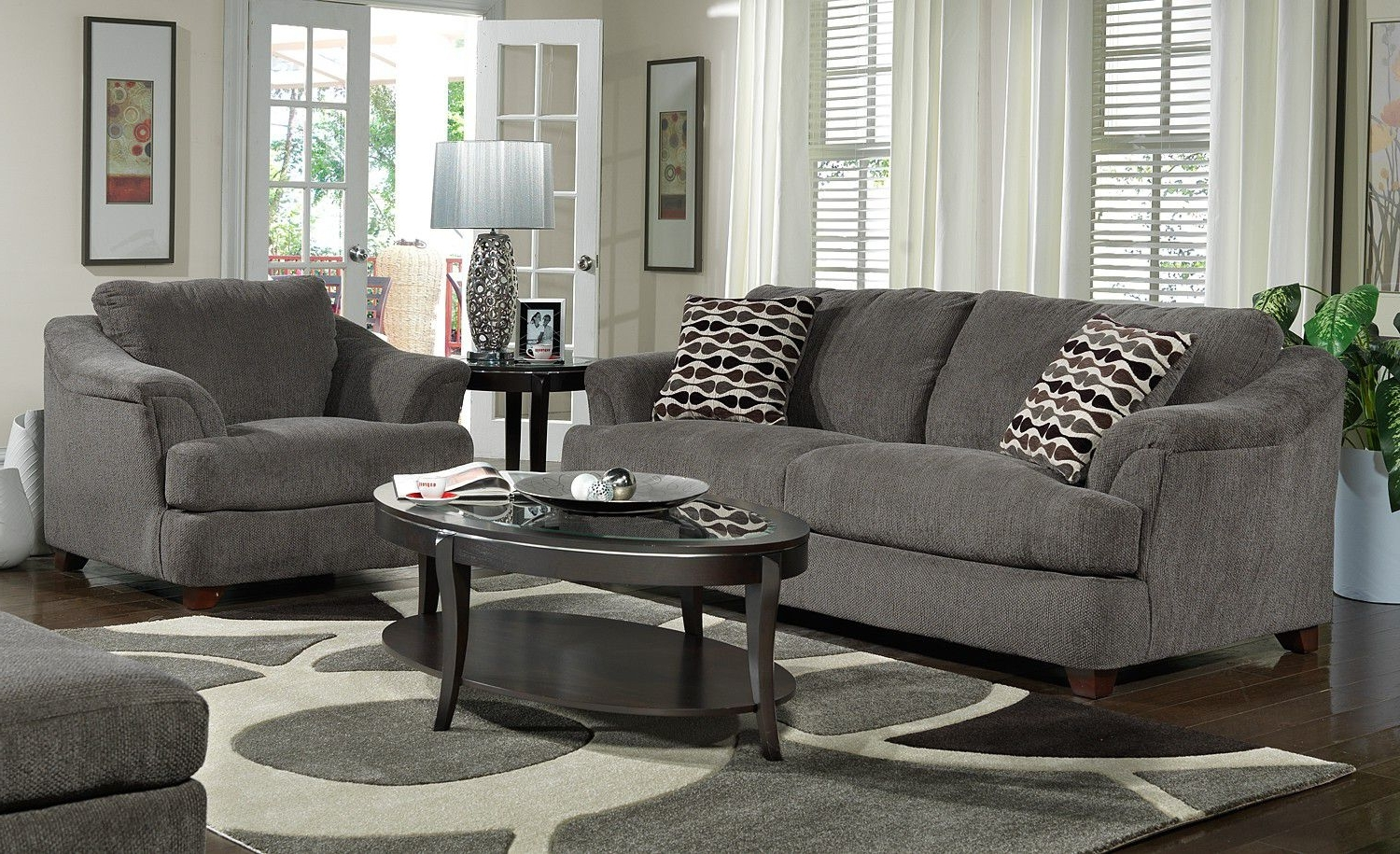 living room sofa and chair ideas accent image gallery of grey chairs view 4 20 photos design susan inside 2019