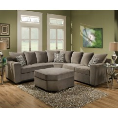 Sears Living Room Couches Orange Curtains Photo Gallery Of Sectional Sofas At Showing 7 20 Photos For Most Recently Released Design With