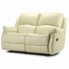 Modena 2 Seater Reclining Leather Sofa Beds Costco 20 Best Collection Of Recliner Sofas Cream New Within Favorite