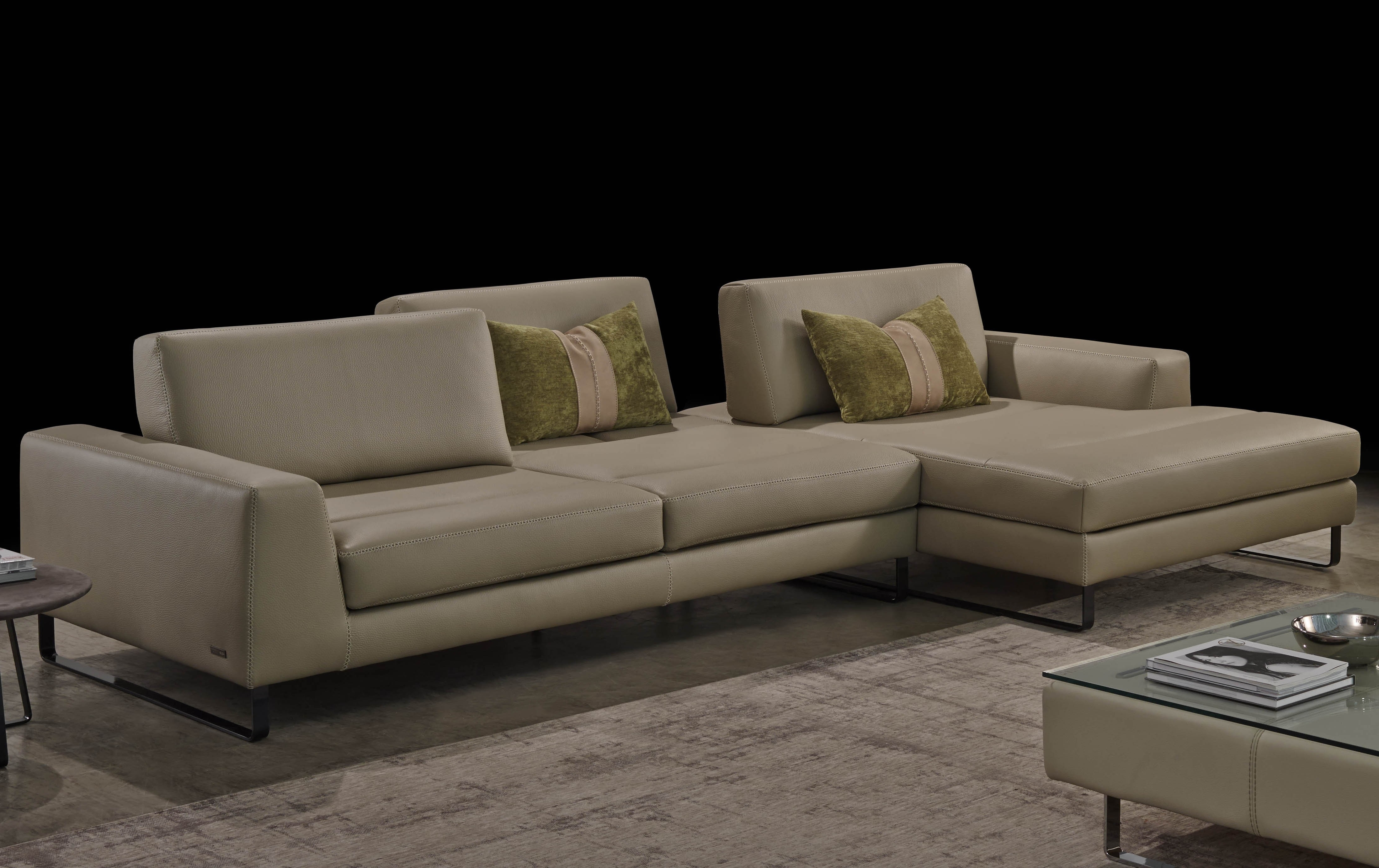 urban sofa gallery rattan mini corner cover view of nashua nh sectional sofas showing 14 20 photos widely used gamma international italy italmoda furniture store for