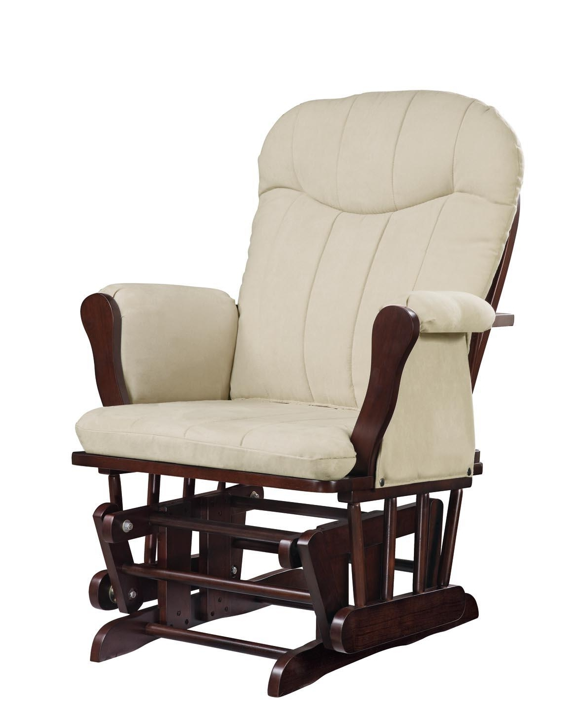 ikea rocking chairs ergonomic chair upper back pain 20 best ideas of arm wood frame glider throughout famous