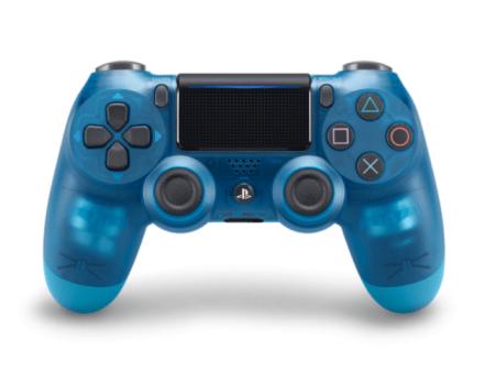 Novas cores para controles Dualshock 4