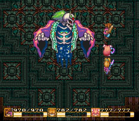 Game Retrô - Secret of Mana Super Nintendo