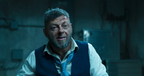 Marvel Studios' BLACK PANTHER..Ulysses Klaue (Andy Serkis)..Ph: Film Frame..©Marvel Studios 2018