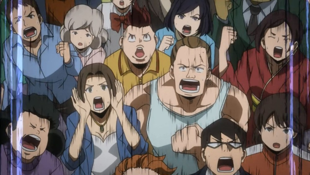 all might vs all for one - momentos marcantes 10