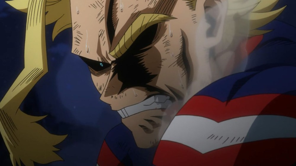 all might vs all for one - momentos marcantes 3