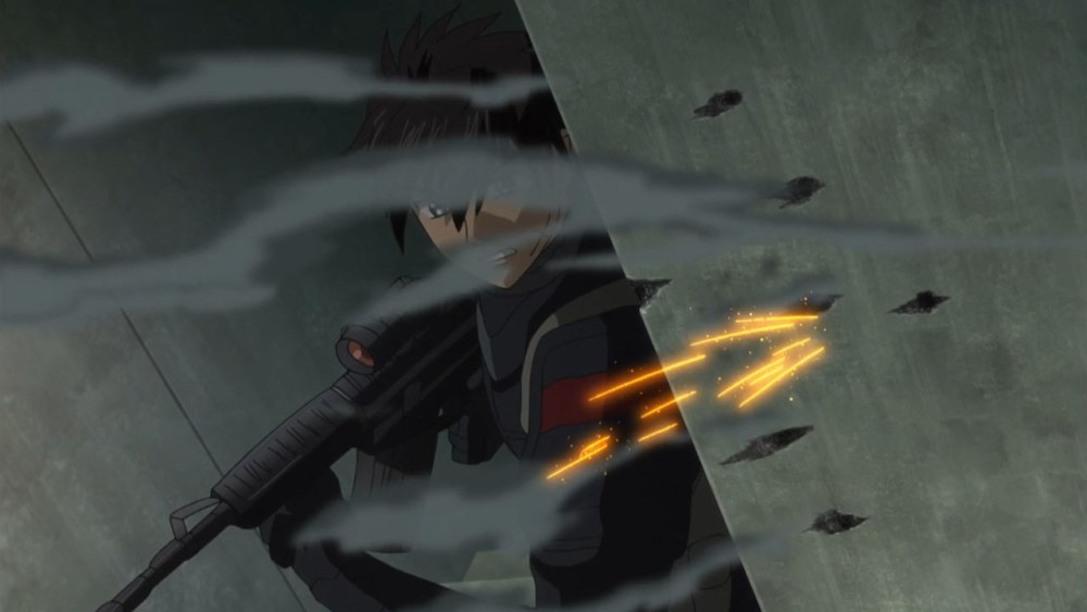 Full Metal Panic! Invisible Victory Resenha 1