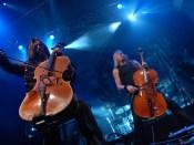 Apocalyptica : annonce d'un 8e album studio