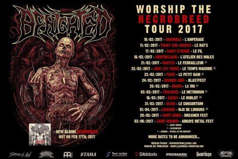benighted-necrobreed-tour