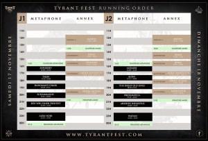 tyrantfest