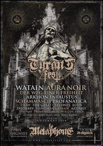 tyrantfest2018