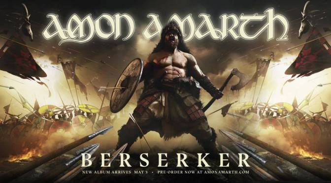 [INTERVIEW] Ted (Amon Amarth) : «Il se pourrait qu'il soit notre meilleur opus à ce jour»