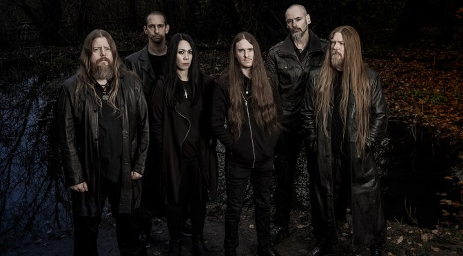[CHRONIQUE] My Dying Bride – The Ghost Of Orion