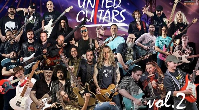 [INTERVIEW] Ludovic (United Guitars Vol. 2) : «La plupart des guitaristes étaient enthousiastes !»